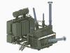 HVDC converter transformer for HVDC PLUS
