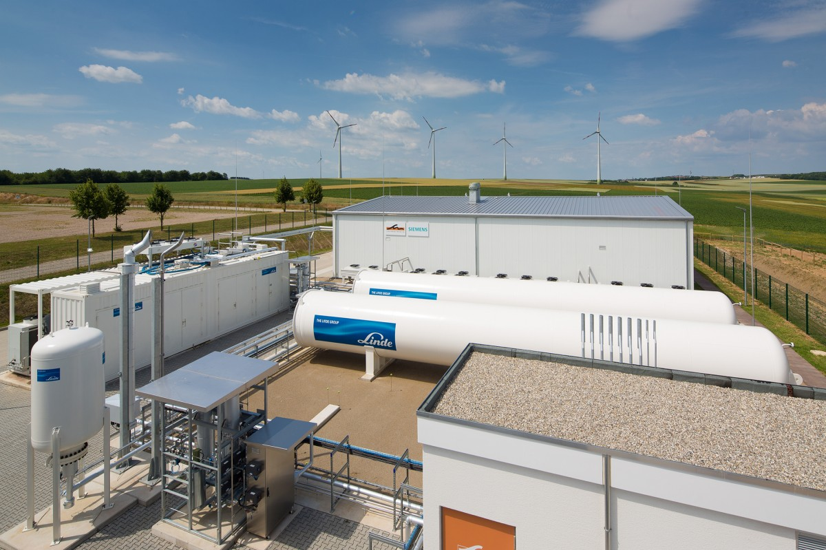 Kick-off for world's largest electrolysis system in Mainz