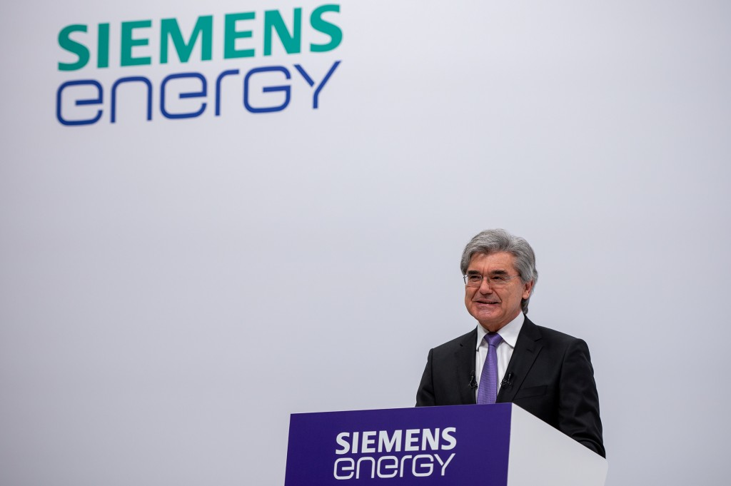 Joe Kaeser, Chairman of the Supervisory Board of Siemens Energy, today started the first Annual Shareholders' Meeting of Siemens Energy.