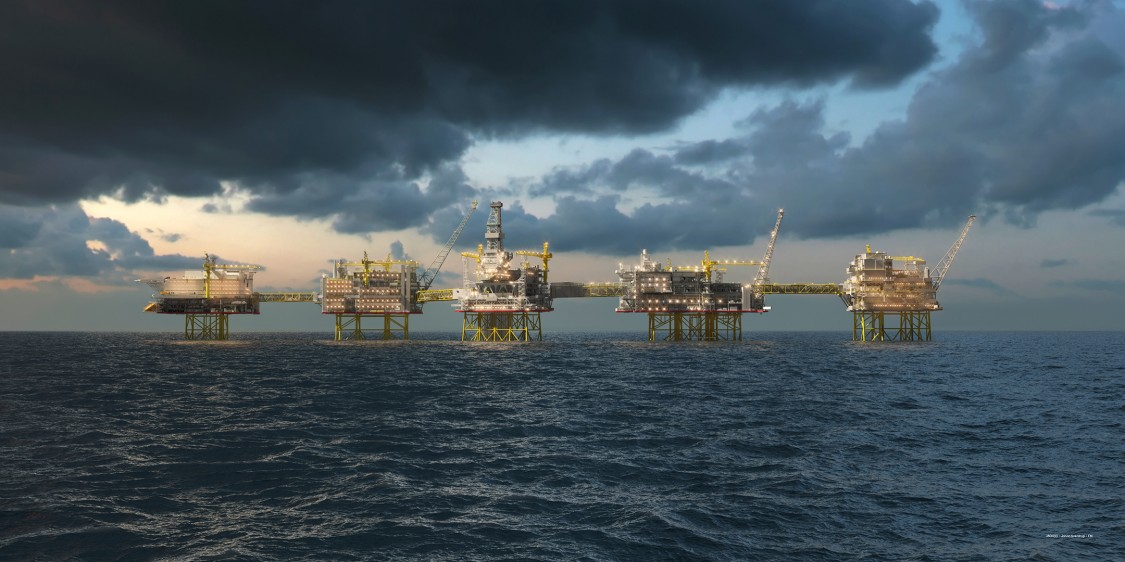 O&G Offshore production
