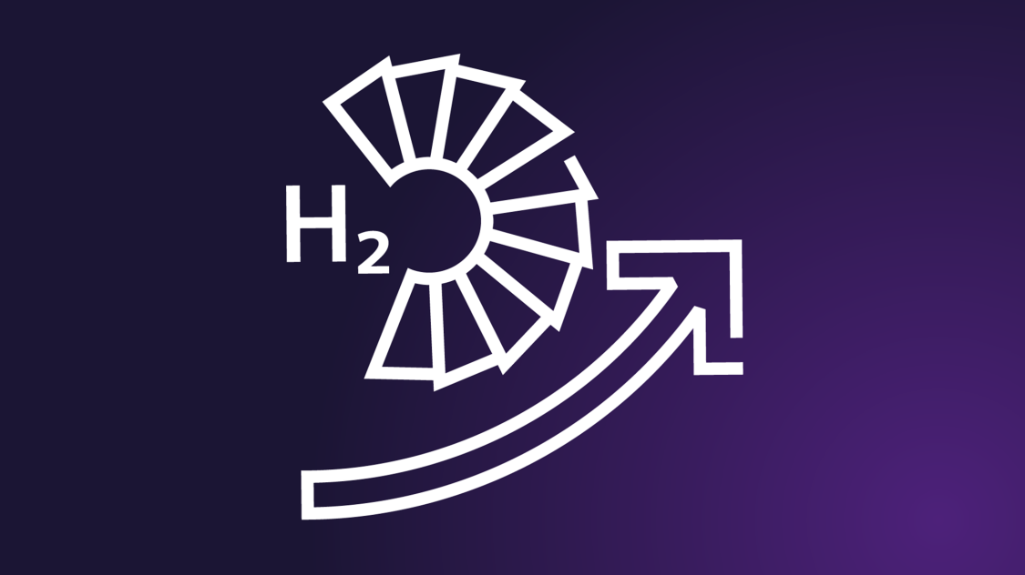 AM as accelerator for hydrogen