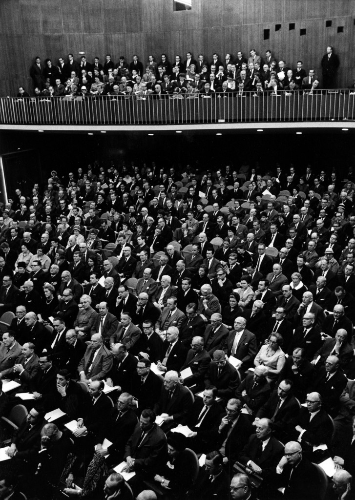 Annual Shareholders' Meeting 1965