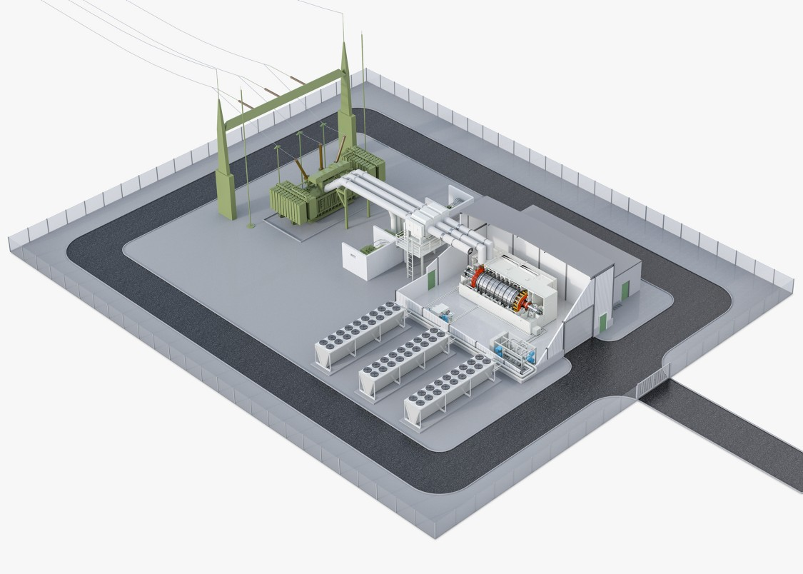 Increased renewable generation heralds a renaissance for synchronous condensers