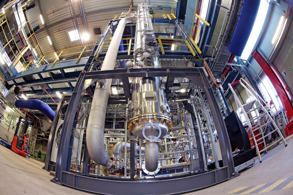 Rheticus bioreactor Evonik