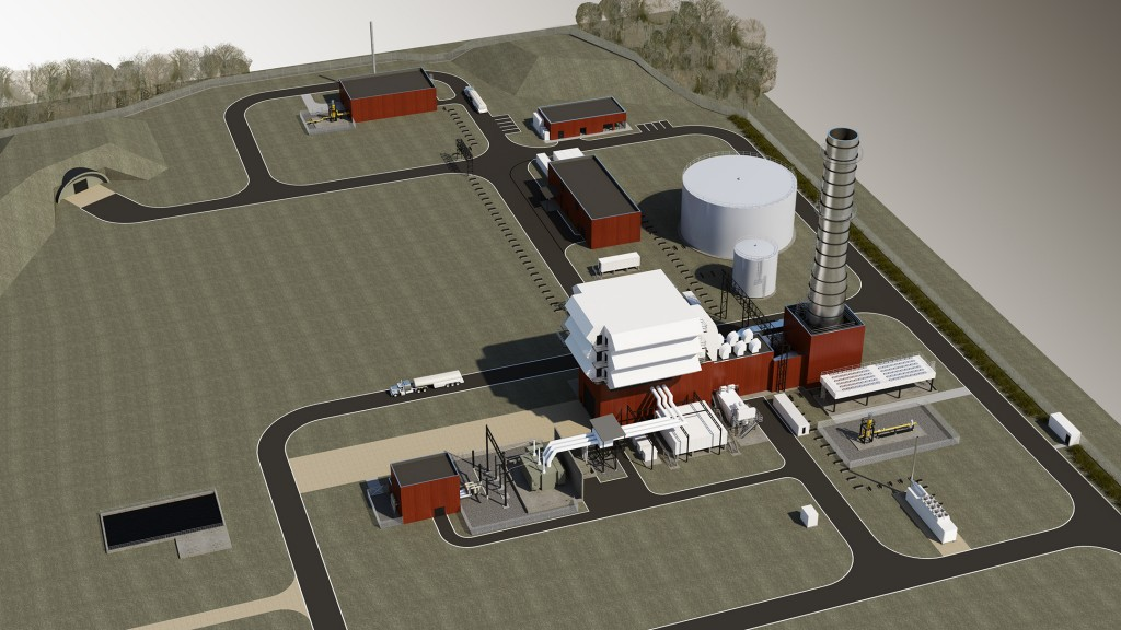 Siemens Energy to build a remote-controlled gas fired power plant to secure Germany's power supply