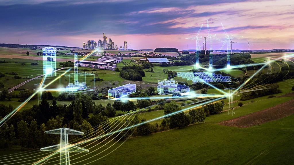 Die Grafik zeigt, wie die Energieversorgung in Herzogenrath vom Jahr 2030 an in etwa aussehen könnte.