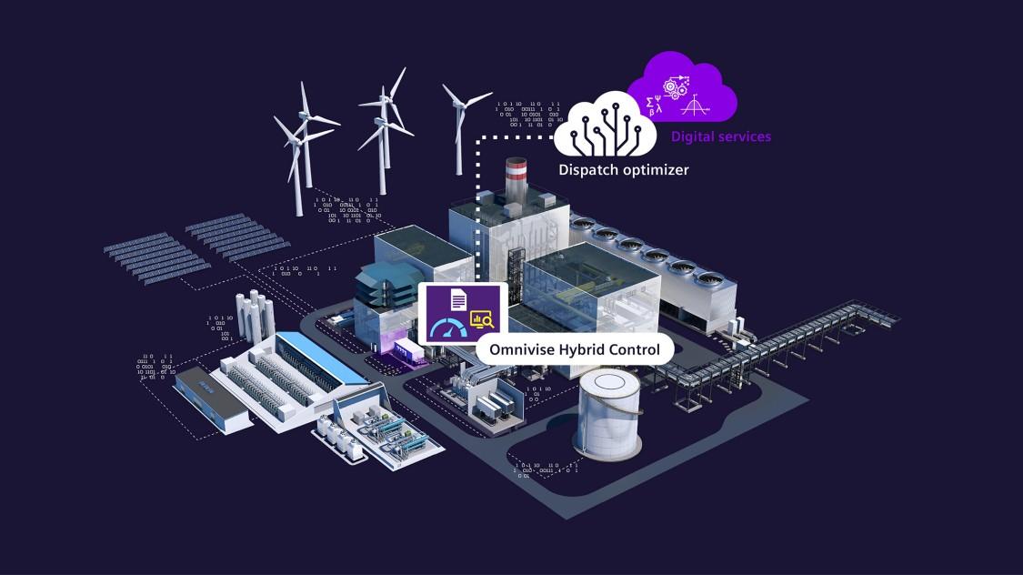 Hydrogen Power Plant
