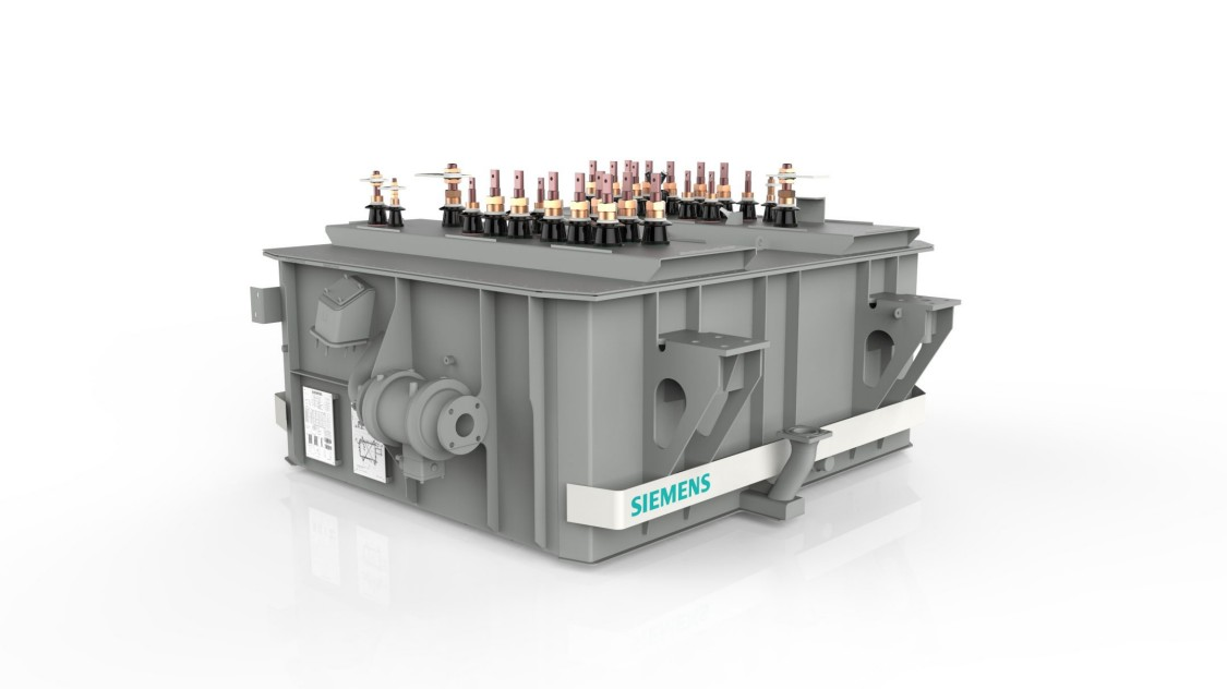 Model of a TT AC & DC transformer