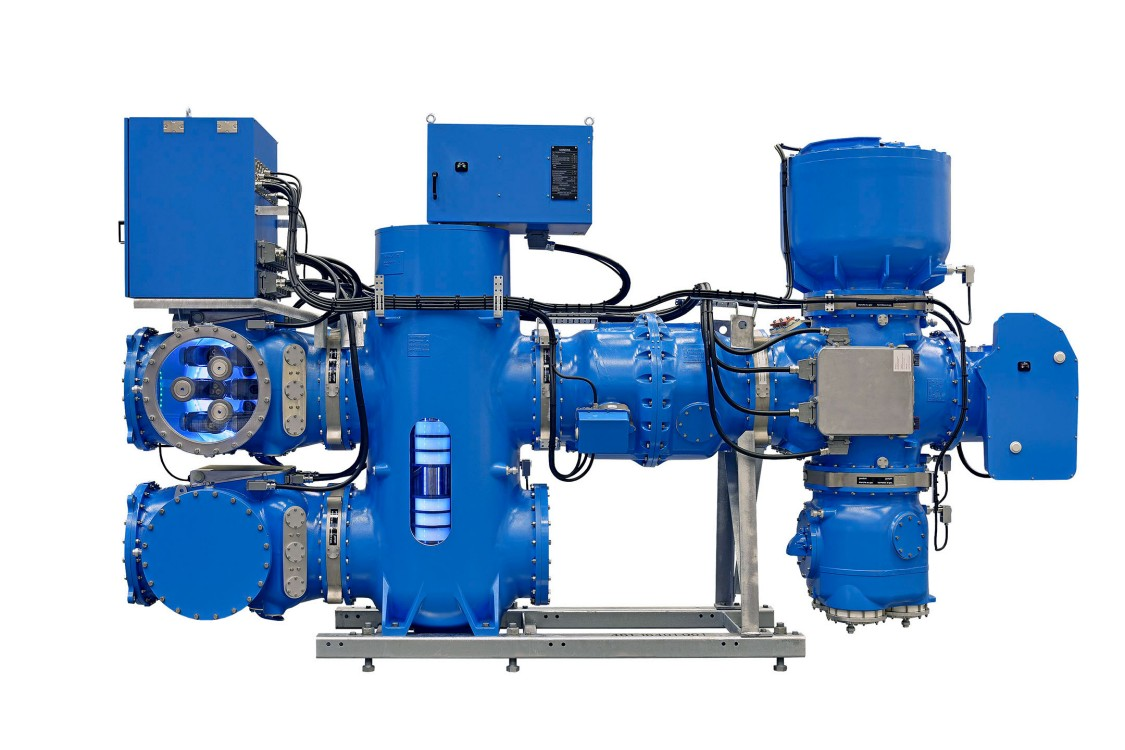 SF6-free gas-insulated switchgear