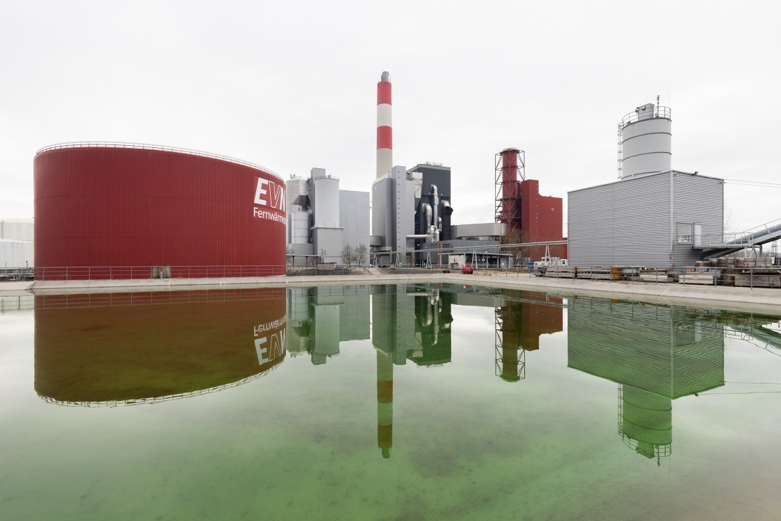 Hydrogen-ready Theiss thermal power plant, Austria