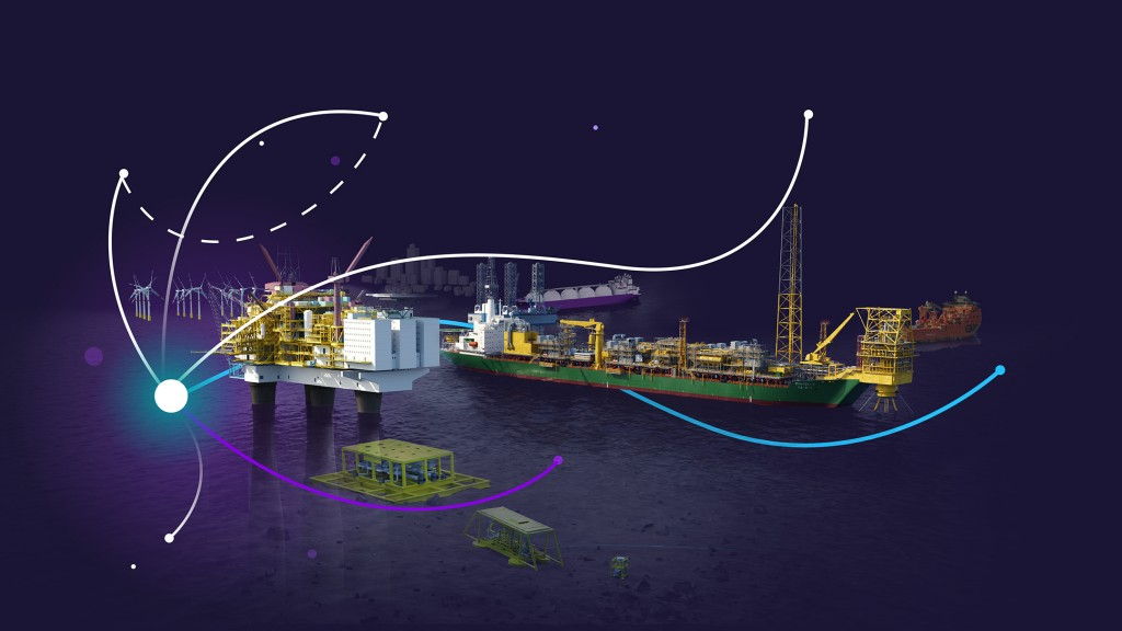 Offshore Solutions Key Visual
