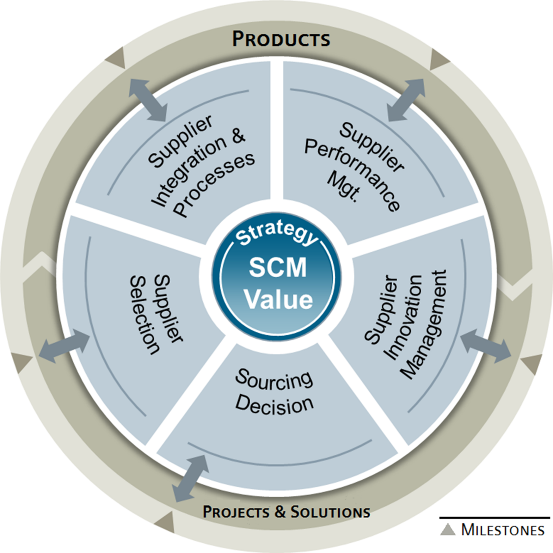 SCM Value -Strategy