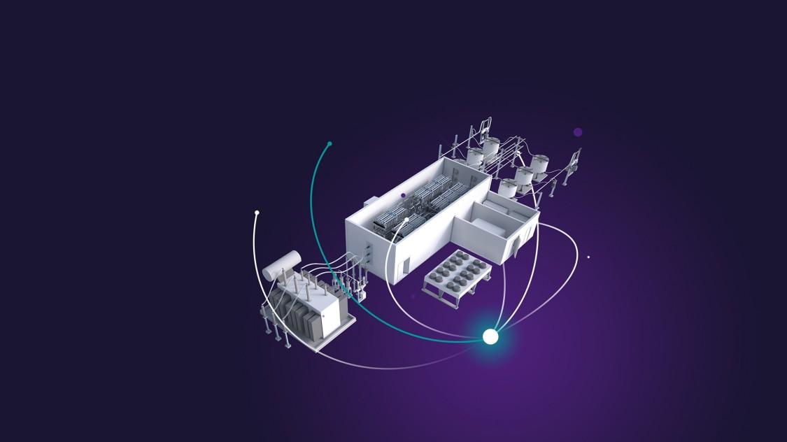 Press: Siemens introduces DC transmission system for medium voltage