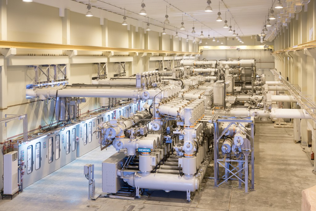 Siemens to retrofit one of the largest substations in Germany