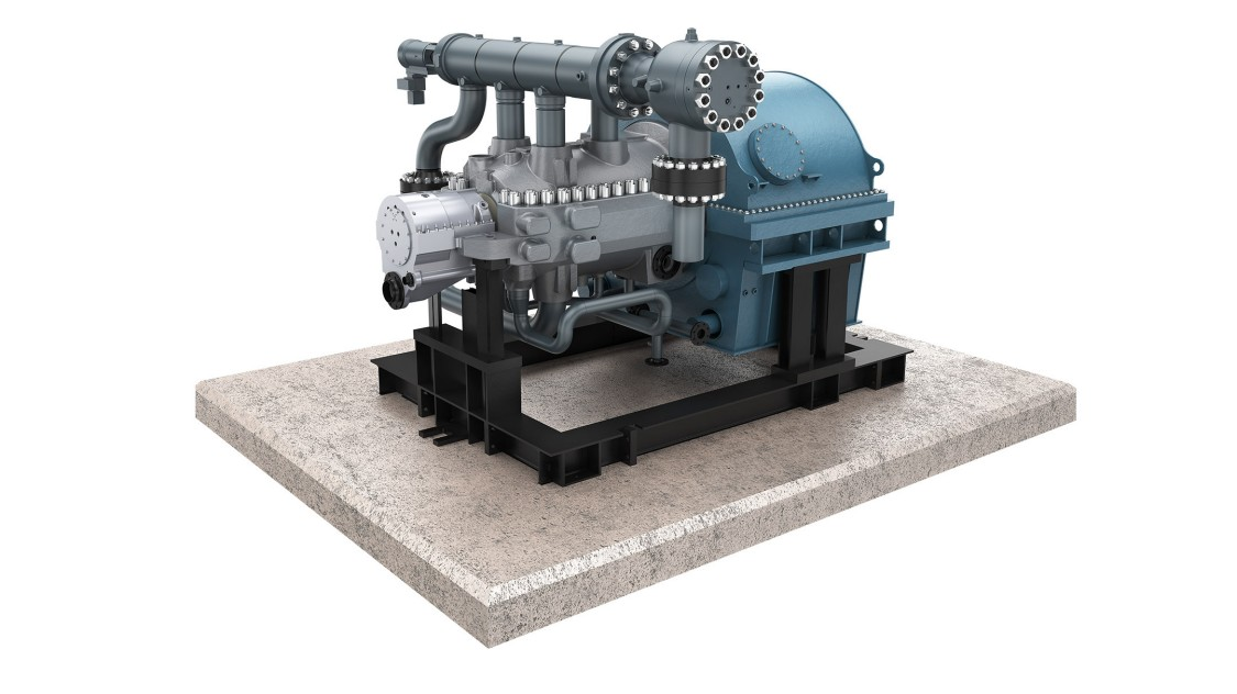 SST-300 steam turbine