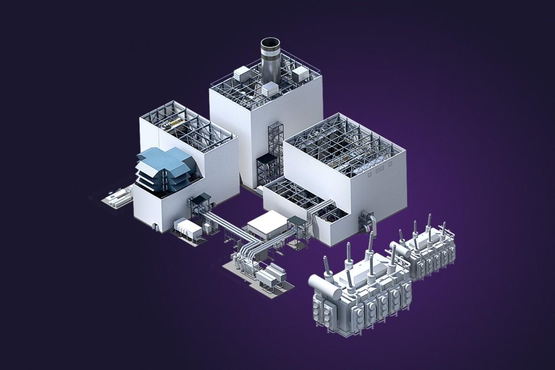 siemens energy power generation in middle east