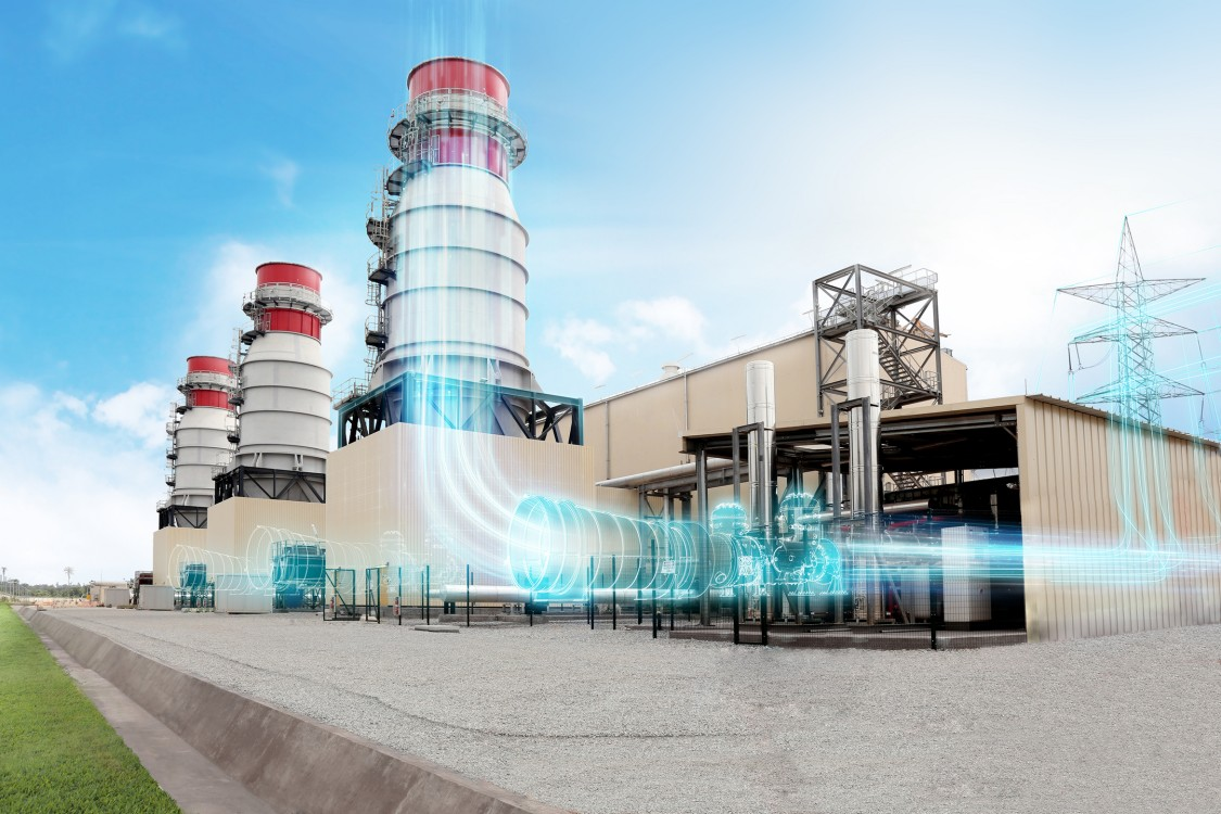 Azuro Edo Power Plant Nigeria
