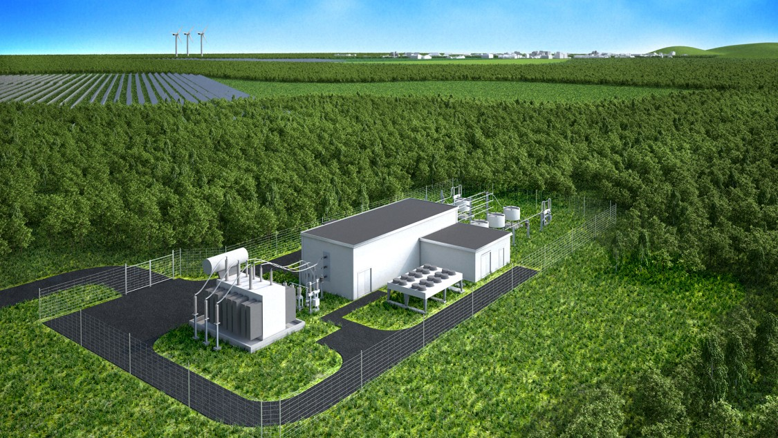 Connecting Microgrids GIF