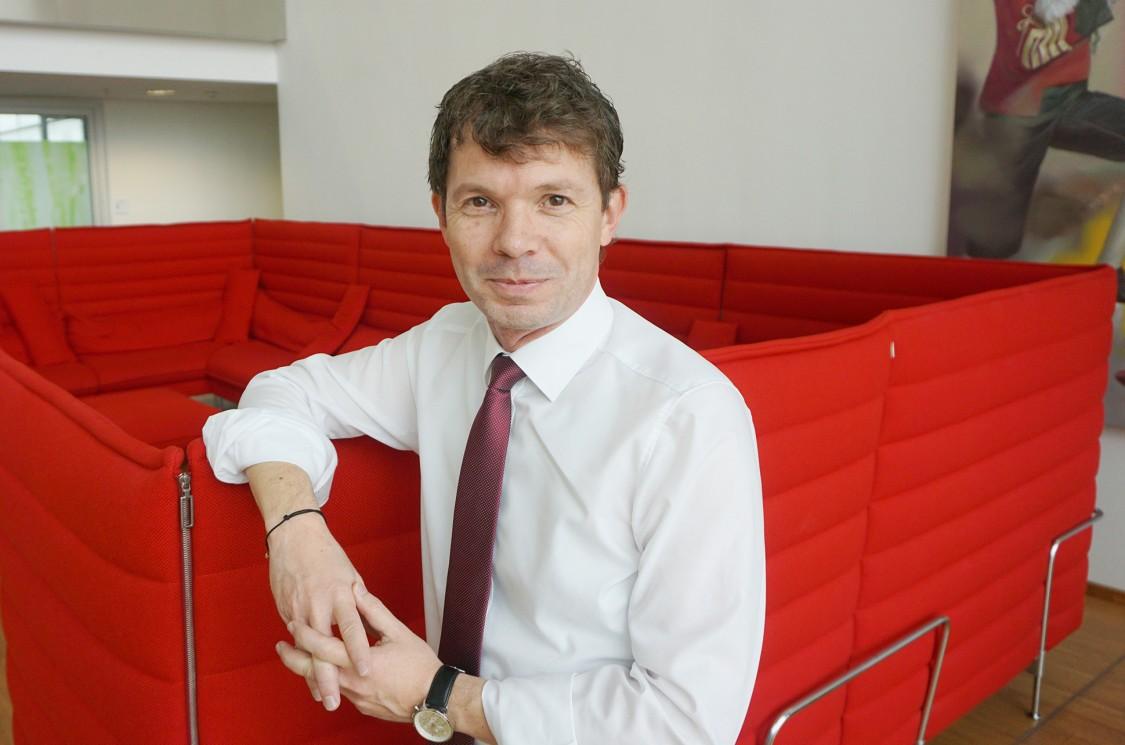 Helmut Schnabl, Siemens Energy Austria