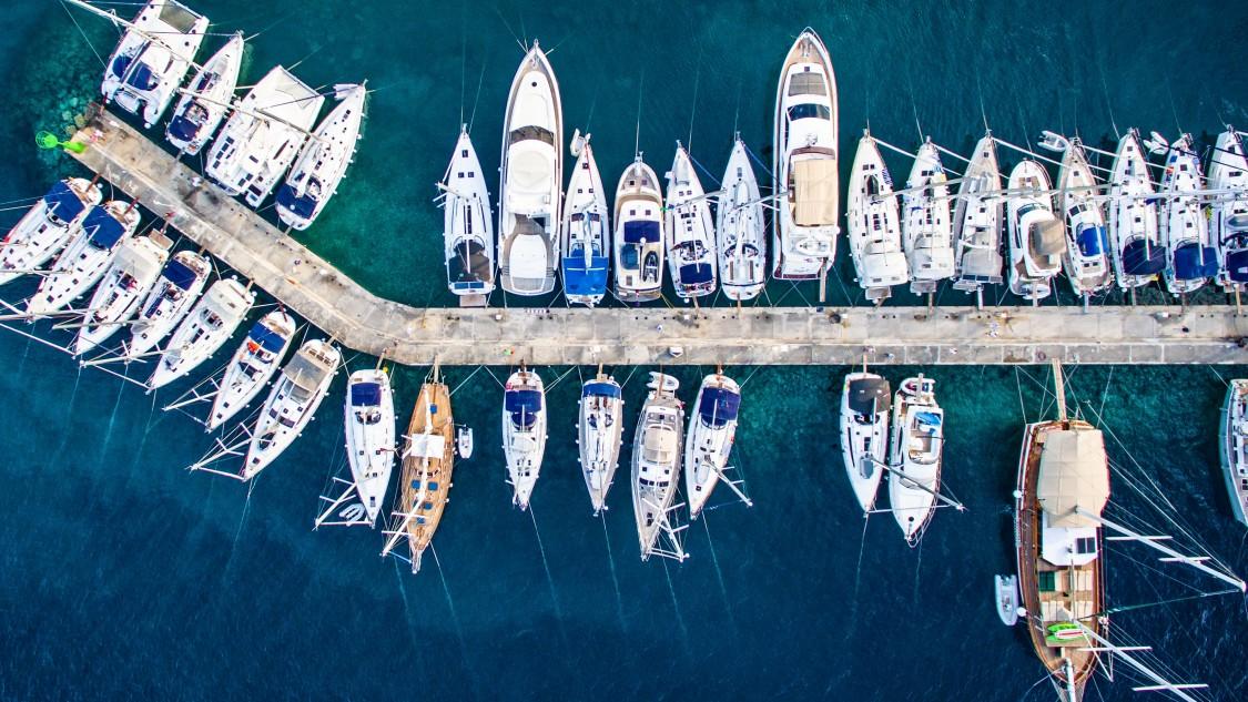 Key visual Siemens marine mega yachts and yachts