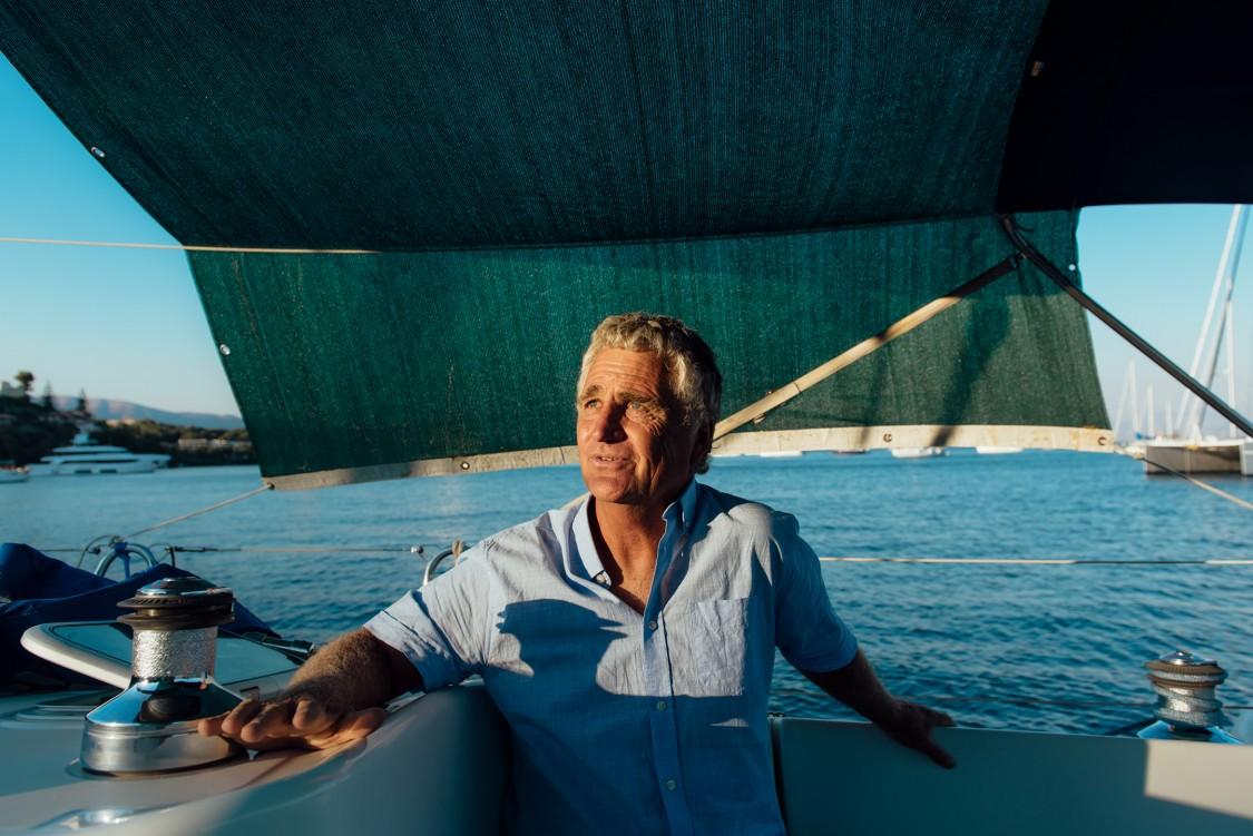 Portrait of Tom Rak