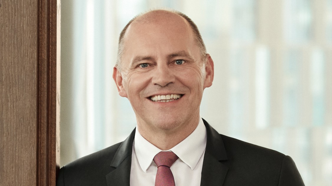 Hubert Zajicek, Member of the Management Board of voestalpine AG and Head of the Steel Division.