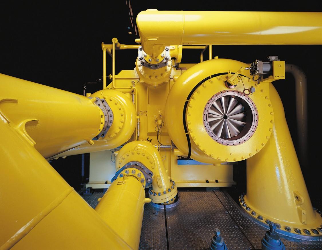 Integrally Geared Compressors
