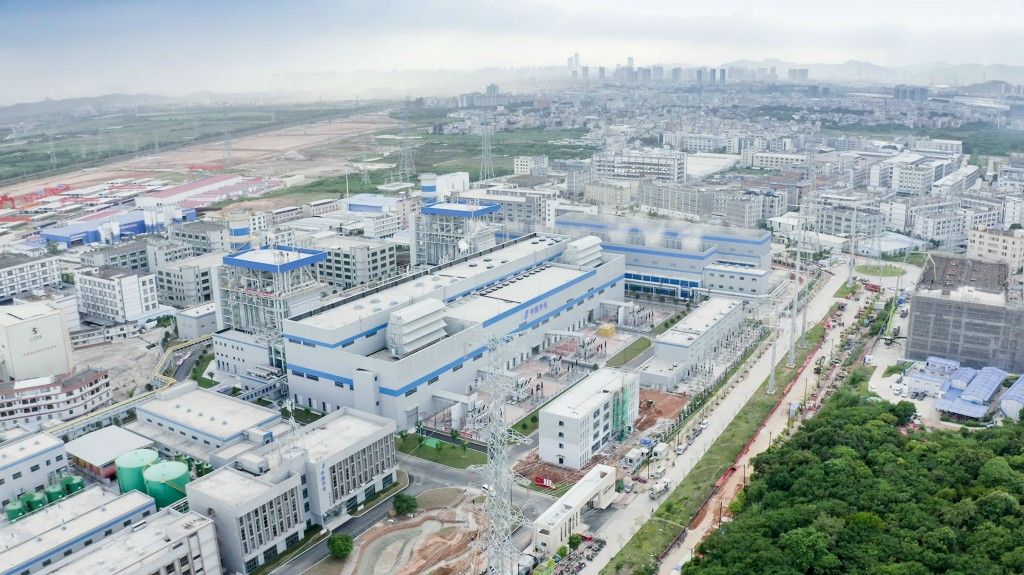 Siemens Energy's first double H-class gas turbines project in China begins operation