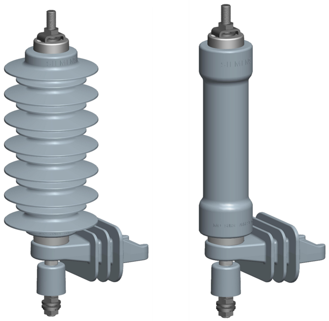 Medium-voltage surge arresters