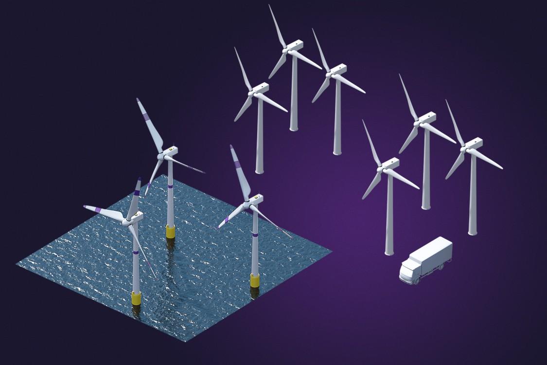 Energia Renovável da Siemens Gamesa