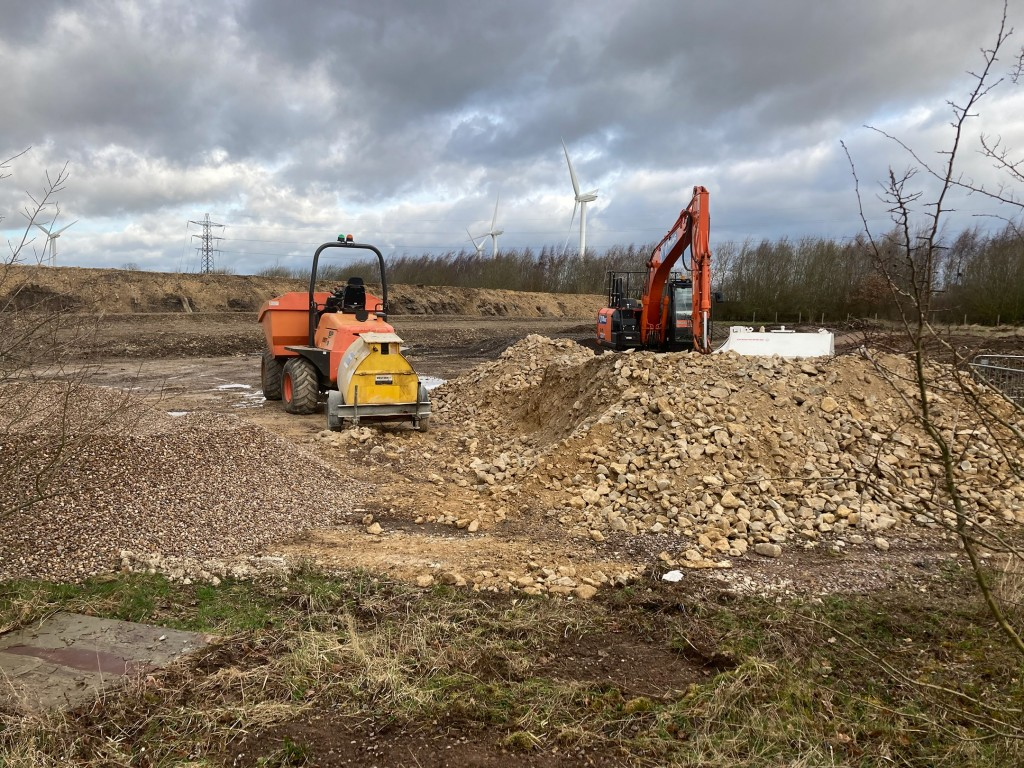 Project collaboration reduces construction traffic in Lincolnshire